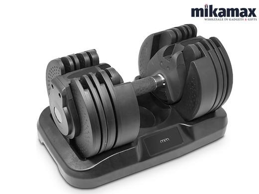 MikaMax verstellbare Kurzhantel (20 kg)