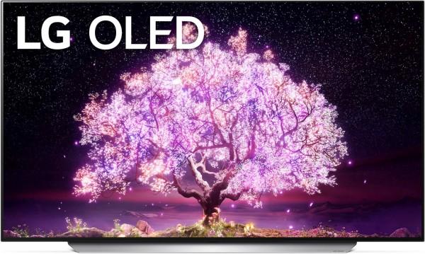LG OLED77C18LA 195 cm OLED-TV 100/120Hz HDMI2.1