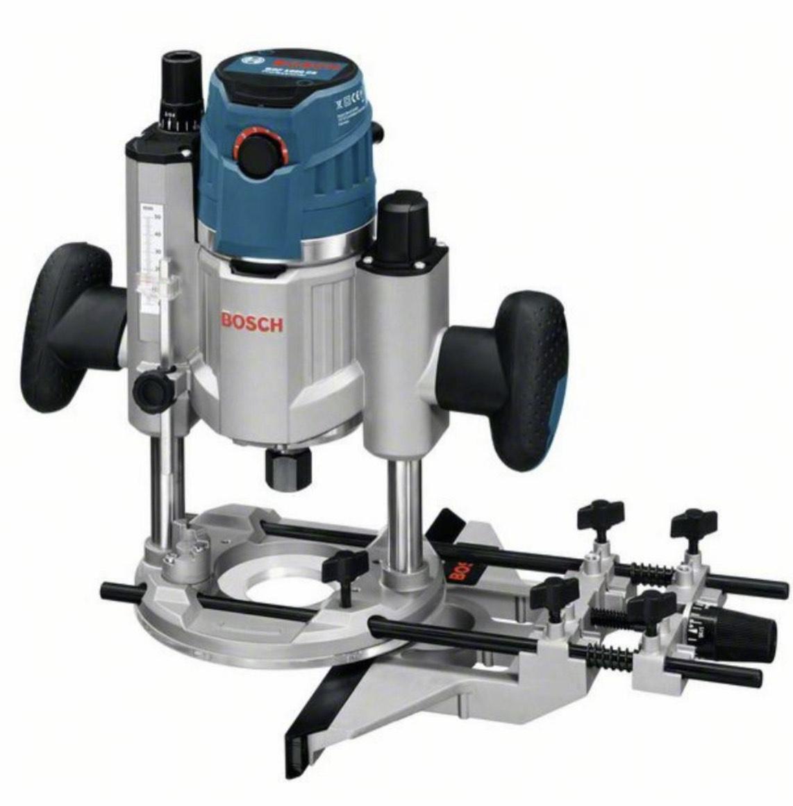 Oberfräse Bosch Professional GOF 1600 CE inkl. L-Boxx