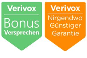 Verivox 20€ Bonus