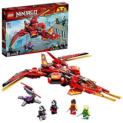 LEGO 71704 NINJAGO Legacy Kais Super-Jet [Amazon Prime]