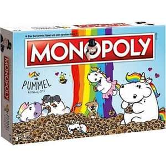 Monopoly, Pummeleinhorn, (bei Abholung nur 24,99€)