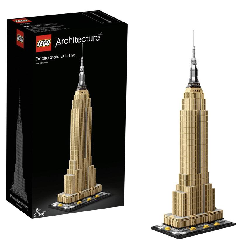 [Kaufland/Amazon] LEGO Architecture - 21046 - Empire State Building