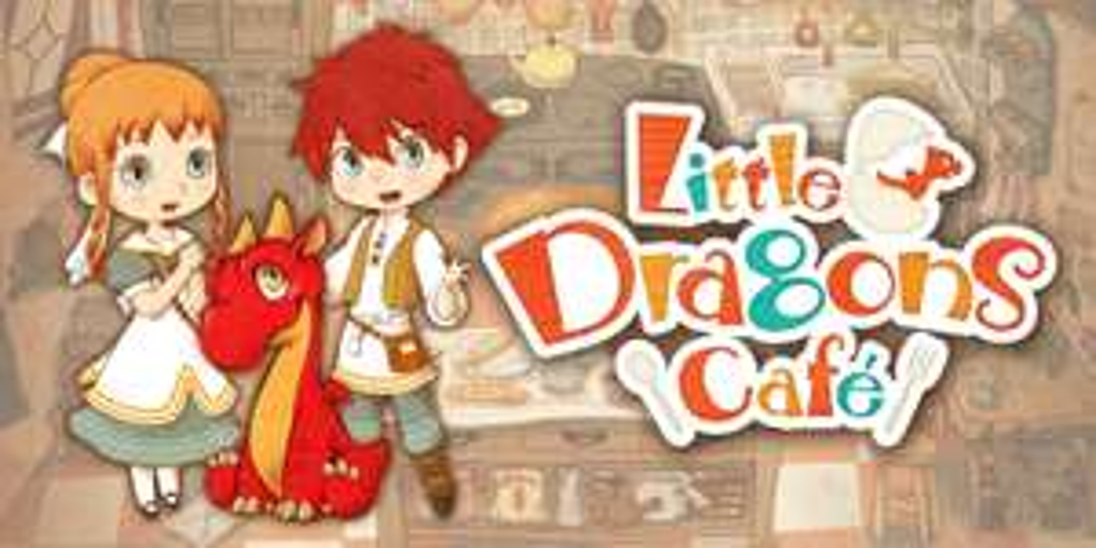 Little Dragons Café Switch Digital