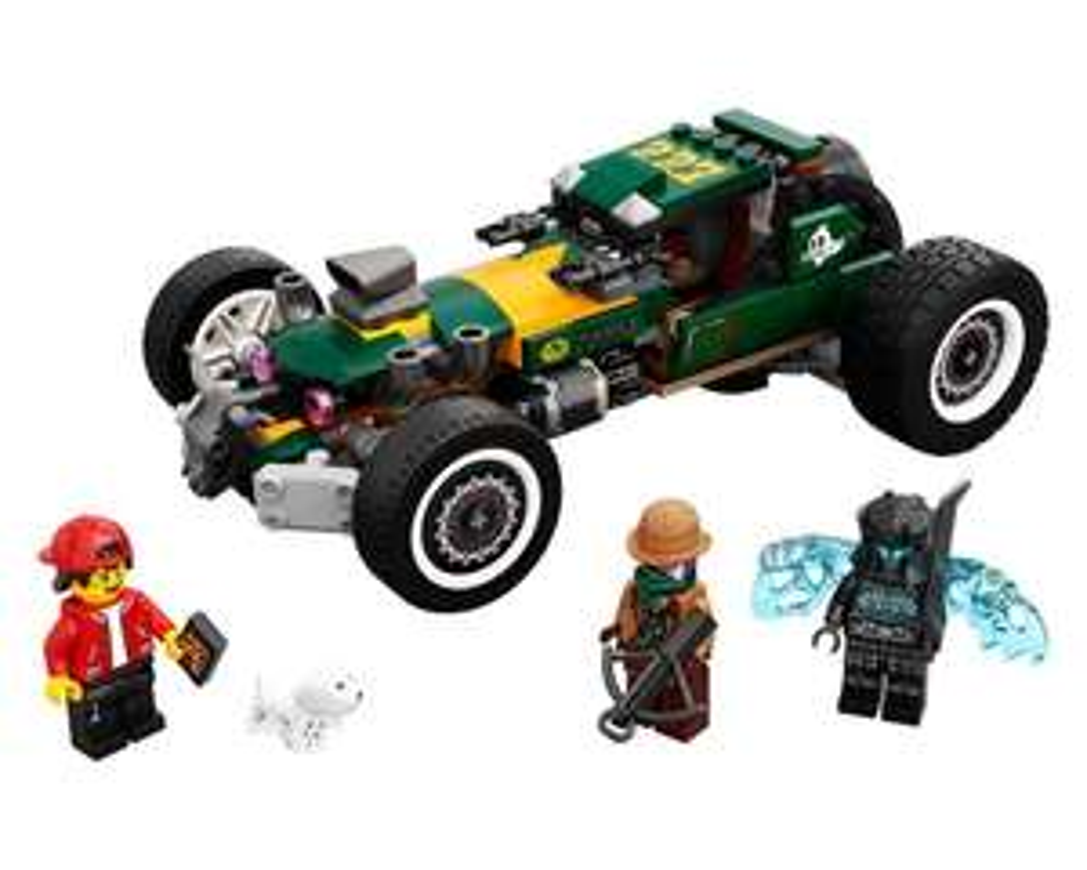 LEGO Hidden Side 70434 Übernatürlicher Rennwagen Supernatural Race Car