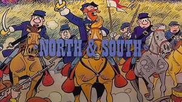 North & South für 3,99€ [1990] / The Bluecoats: North & South für 7,49€ [2020] [GOG]