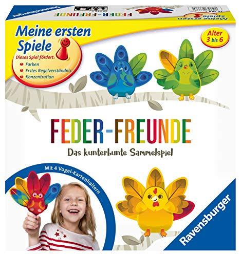 Kinderspiel Federfreunde von Ravensburger @Amazon Prime oder +4,70€ VSK