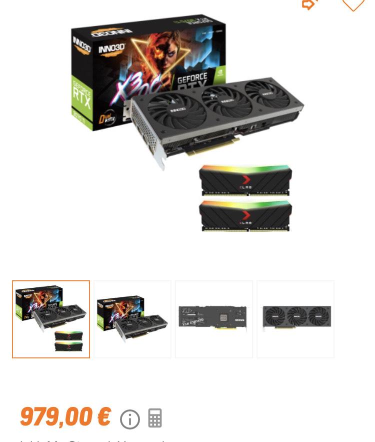 3070ti + 32GB RAM (25€ Rabatt bei 0%-Finanzierung)