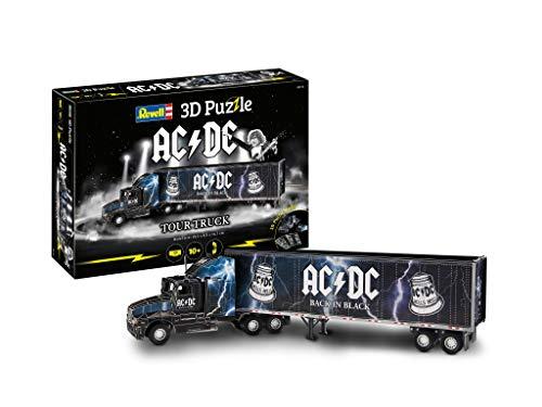 3D-Puzzles (AC/DC, Bayern, Neuschwanstein, Notre-Dame) [Amazon UK]