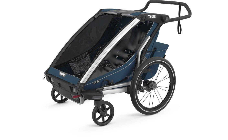 Fahrrad XXL - Thule Chariot Cross 2 - 2021