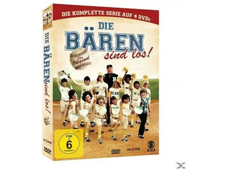 Die Bären sind los - Die komplette Serie DVD MM Marktanlieferung