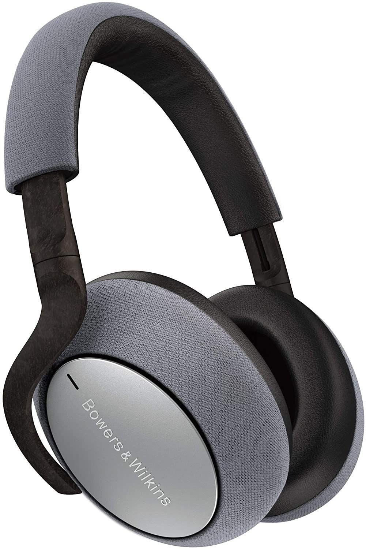 Bowers & Wilkins PX7 Over-Ear ANC Kopfhörer (aptX HD, Bluetooth, 43mm Treiber, 30h Akku, 10Hz - 30kHz, USB-C, Active Noise Cancelling)