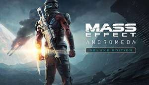 [steam shop] Mass Effect™: Andromeda Deluxe Edition & WORLD OF FINAL FANTASY