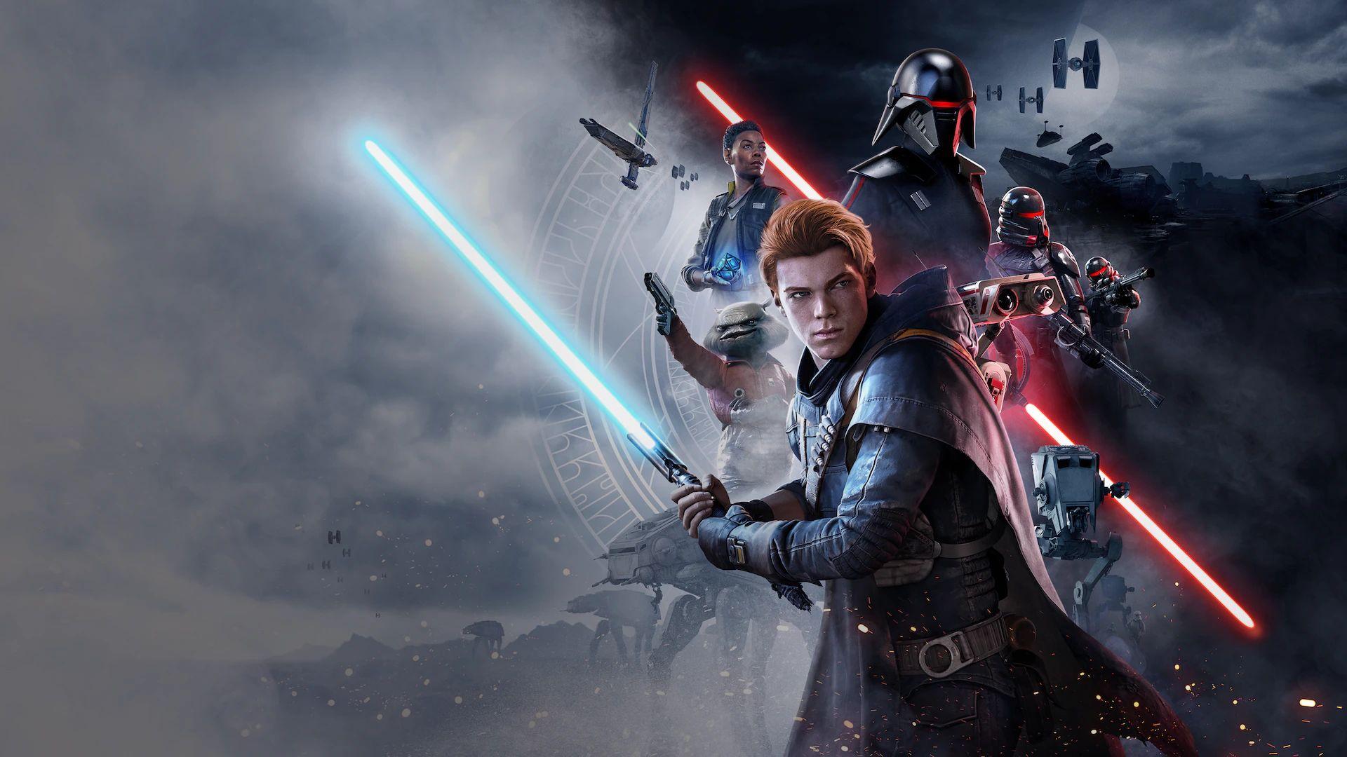 [PSN Store] Star Wars Jedi: Fallen Order PS4/PS5