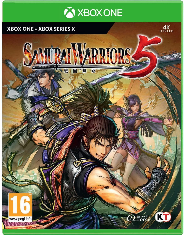 (Xbox One/Series X) Samurai Warriors 5 - PEGI (Coolshop)