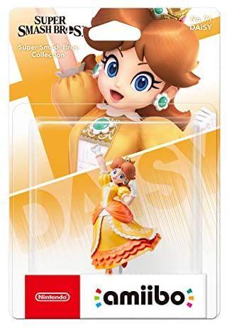 Nintendo Amiibo Daisy - Super Smash Bros. Collection (6,29 € bei Abholung) [MediaMarkt]