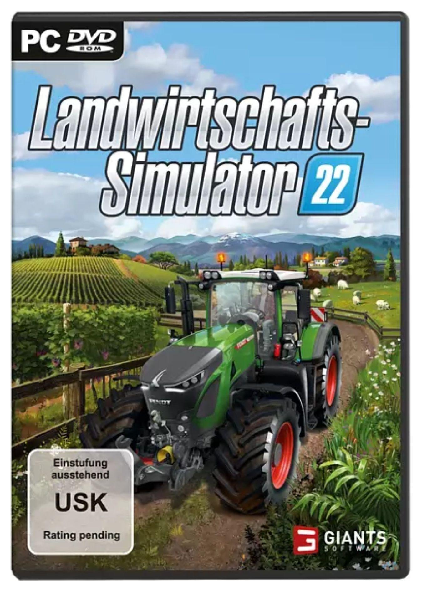 [VORBESTELLEN]: Landwirtschafts-Simulator (LS) 22 [PC] bzw. 43,99€ [Xbox & PlayStation]