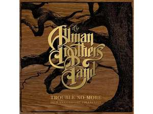 The Allman Brothers Band - Trouble No More: 50th Anniversary | Limitierte 10 LP Vinyl Box | All-Time Bestpreis