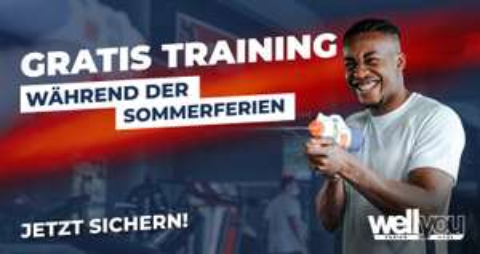 wellyou Fitnessstudio - 10 Wochen gratis trainieren ohne Vertrag (Jugendliche von 14-17 Jahren, keine Kündigung erforderlich)