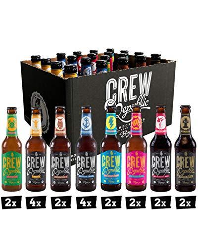 CREW REPUBLIC® Craft Bier Mix Probierset