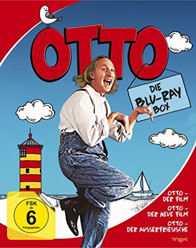 (prime) Die Otto Blu-ray Box