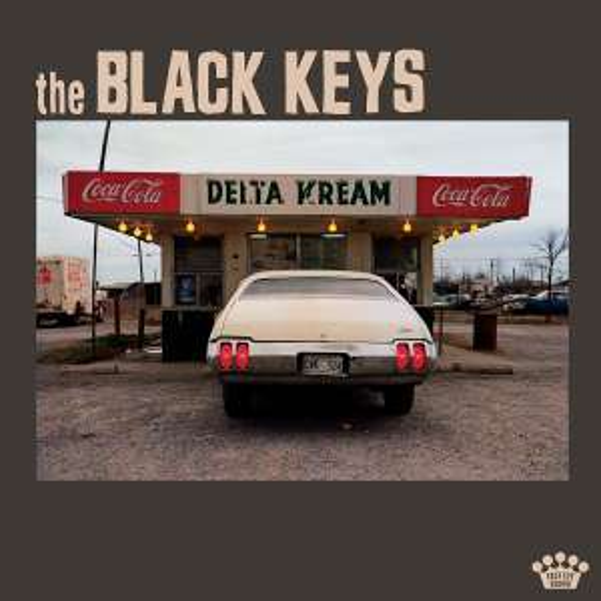The Black Keys - Delta Kream - (Vinyl)
