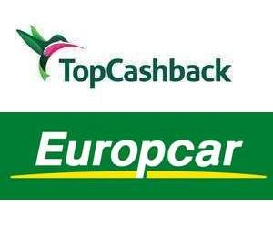 [TopCashback] Europcar 9% Cashback + 8€ Gutschein ab 80€ MBW (keine Ländereinschränkungen)