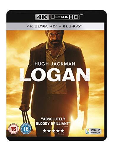 Logan - The Wolverine (4K Blu-ray + Blu-ray) für 10,39€ inkl. Versand (Amazon Prime)