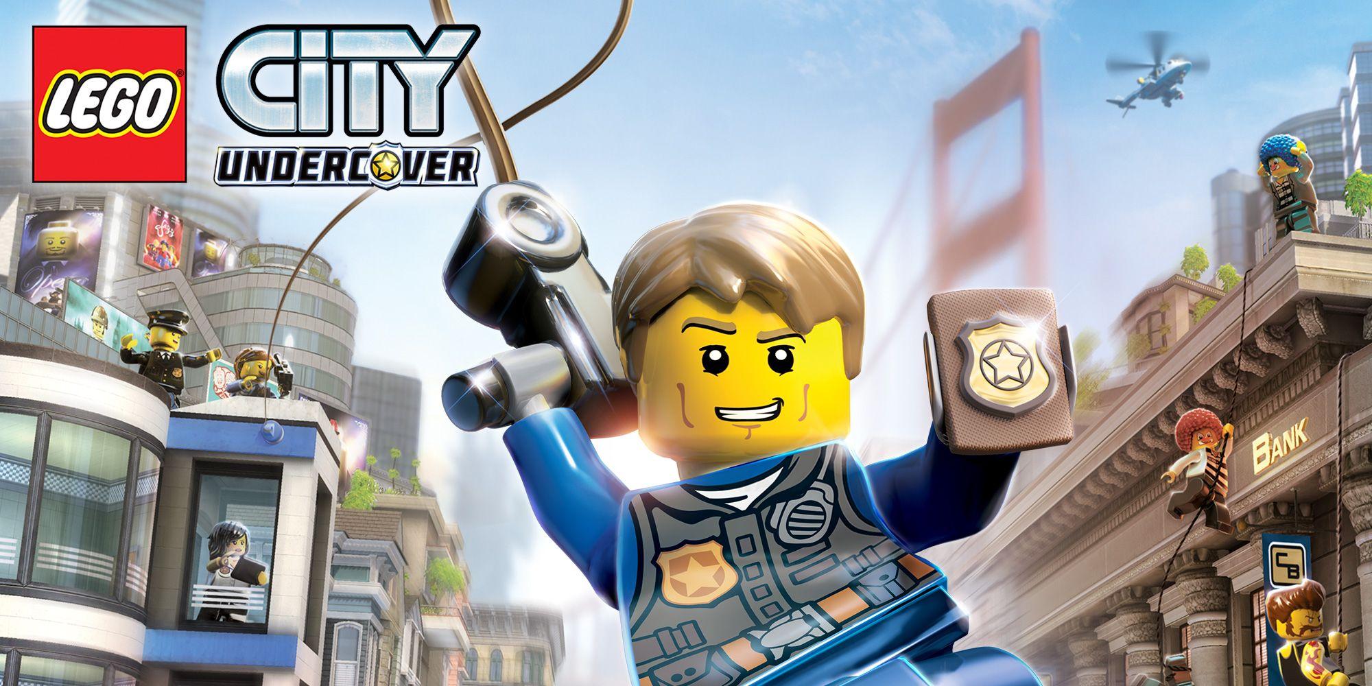 LEGO® City Undercover Nintendo Switch Digital