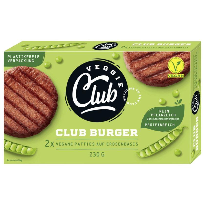 [Rewe] Veggie Club Burger (230g, auf Basis von Erbsenprotein) und Nuggets (250g, auf Reisbasis), vegan, für nur 1,79€ | ab dem 28.06.