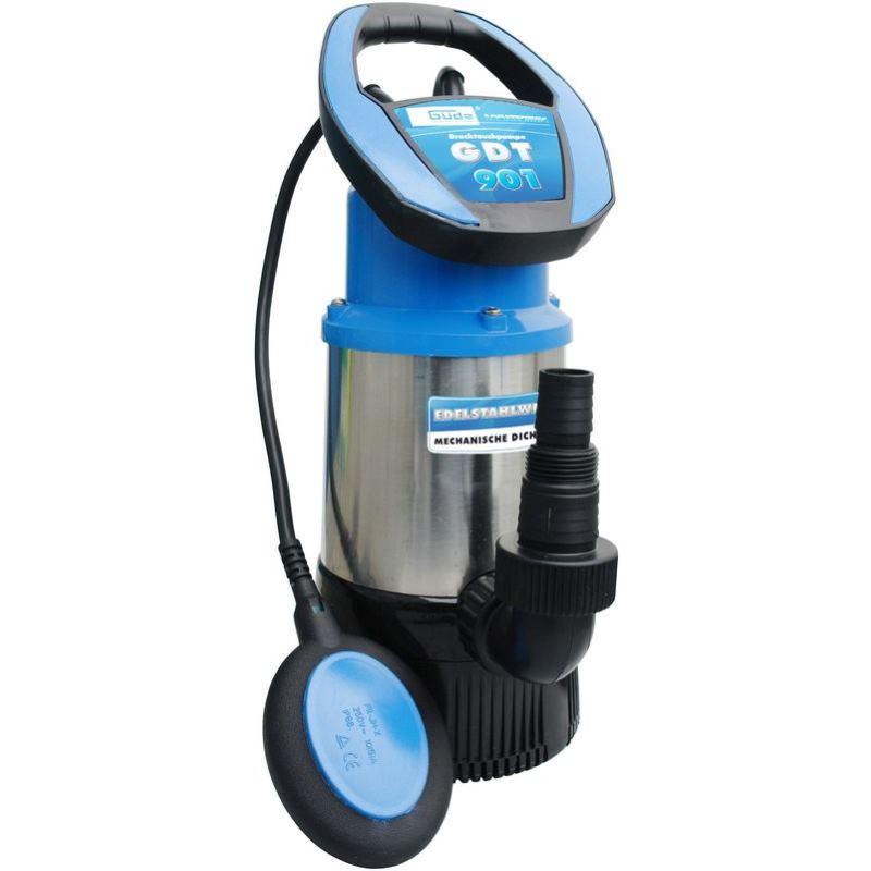 Güde Klarwasser Drucktauchpumpe GDT 901   800 Watt
