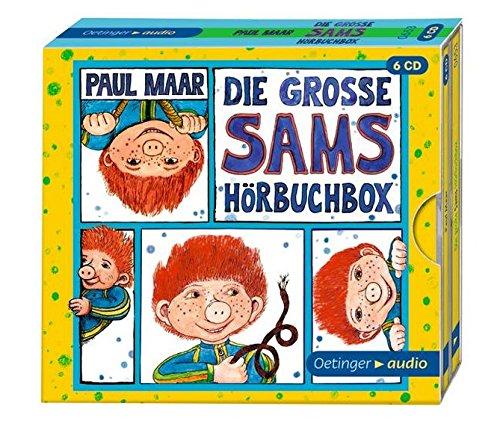 [Prime] Die große Sams-Hörbuchbox: (6 CD): Ungekürzte Lesungen (Das Sams)