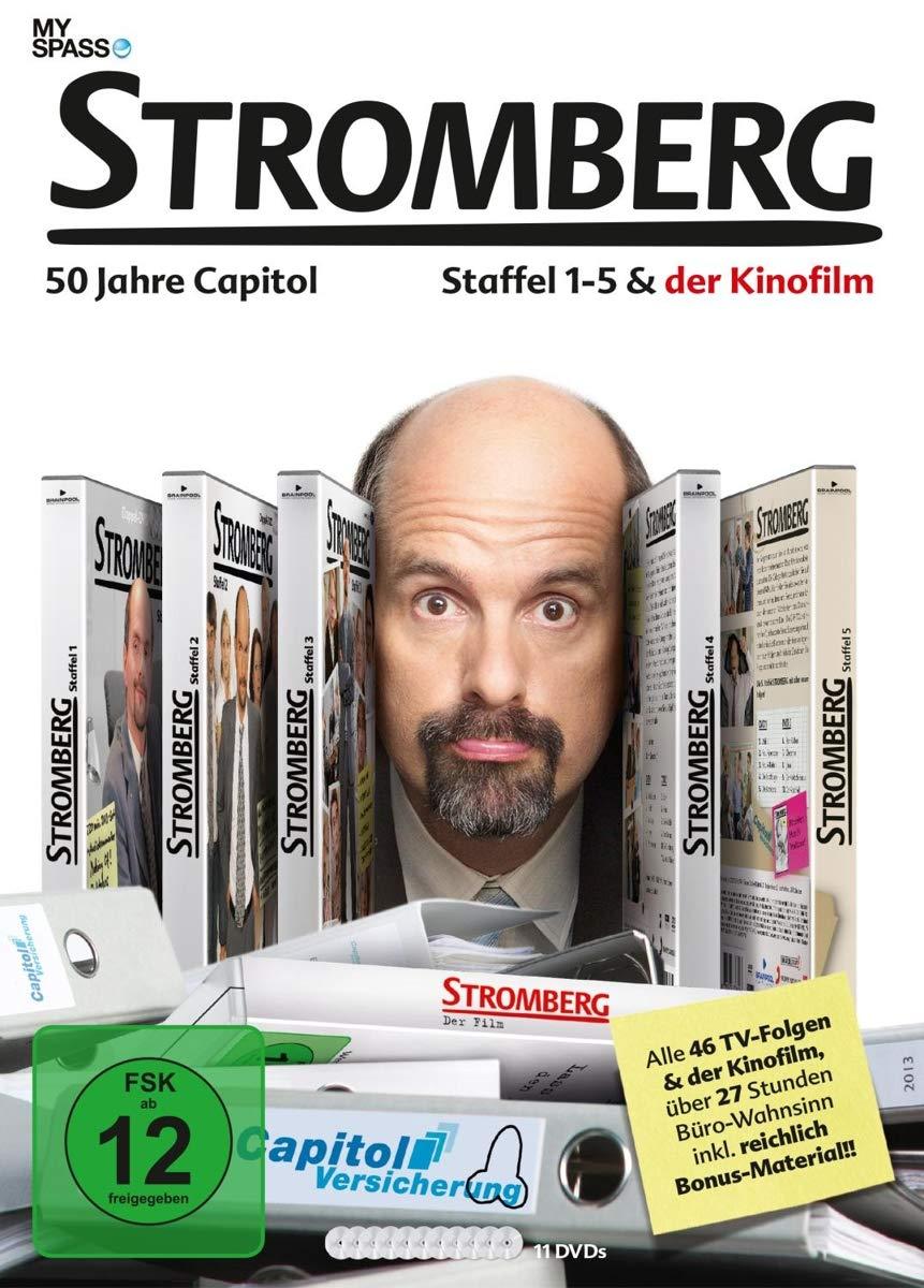 n Hund im Büro? Stromberg-Box: Staffel 1-5 + Film DVD