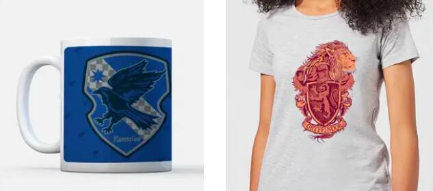 [Harry Potter Bundles] T-Shirt + Tasse für 9,99€ inkl. Versand oder 2 T-Shirts (Auswahl aus 258 Shirts) für 19,99€ +2,99€ Versand