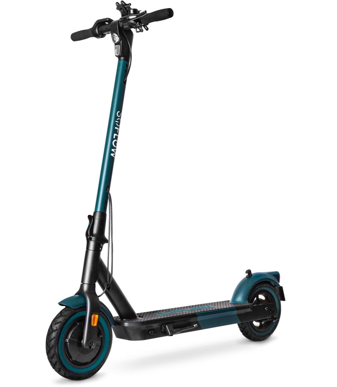 """SoFlow So6 Elektro Scooter inkl. Versicherung (Straßenzulassung, 7,8 Ah / 36 V Akku 30km Reichweite, 10"""" Luftreifen)"""