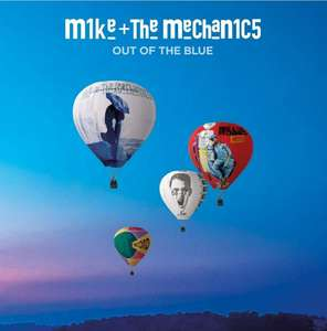 (Prime) Mike + The Mechanics - Out Of The Blue (Vinyl LP)