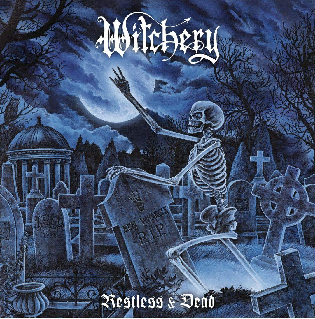 (Prime) Witchery - Restless & Dead (Vinyl LP)