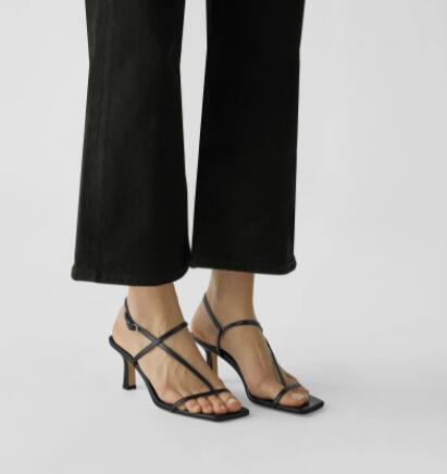 20% extra Rabatt auf den Stylebop-Sale, z.B. AEYDE Sandaletten mit Pfennigabsatz