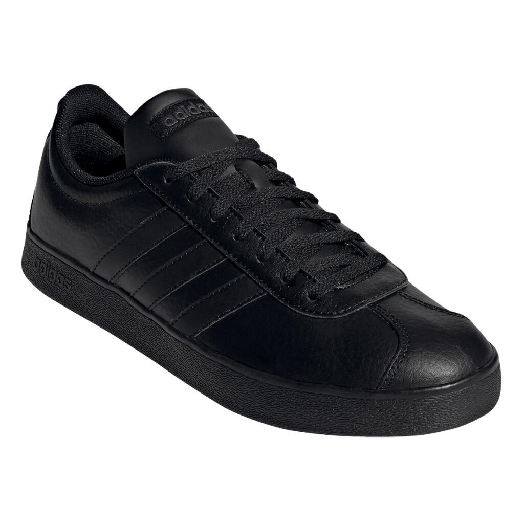 adidas Freizeitschuh VL Court 2.0 schwarz (Größen 39 bis 49)