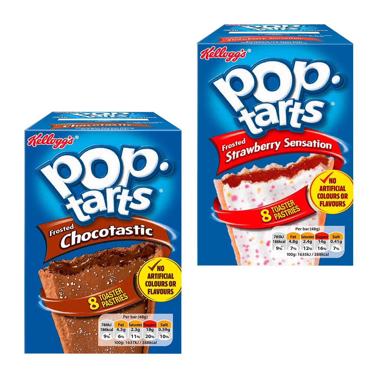 Kellogg's® pop tarts® (offline) [ALDI] [ab 02.07.]