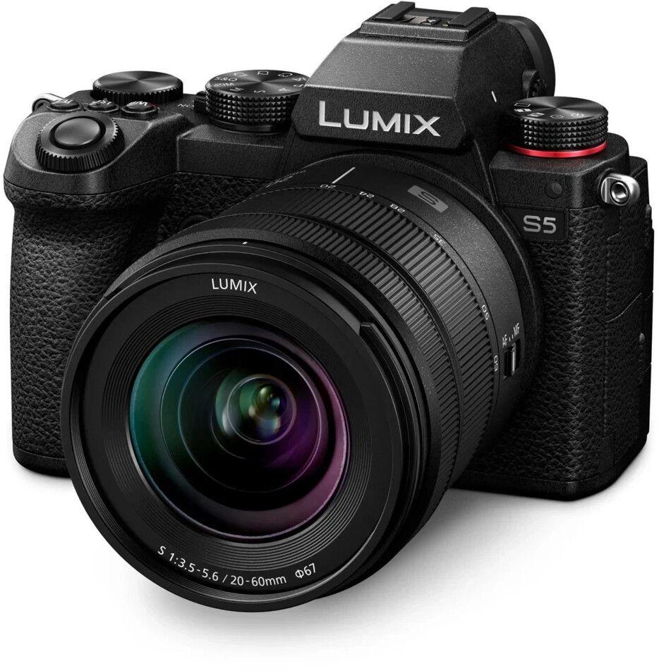10% auf Kameras & Objektive - z.B. Panasonic Lumix S5 Systemkamera inkl. 20-60mm F3,5-5,6 Objektiv, Atomos Shinobi, 8Sinn Case,...