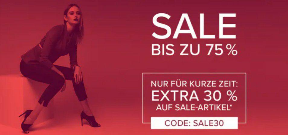 30% extra auf Sale-Artikel bei AWG (MBW 17,50 €; Filialabholung möglich)