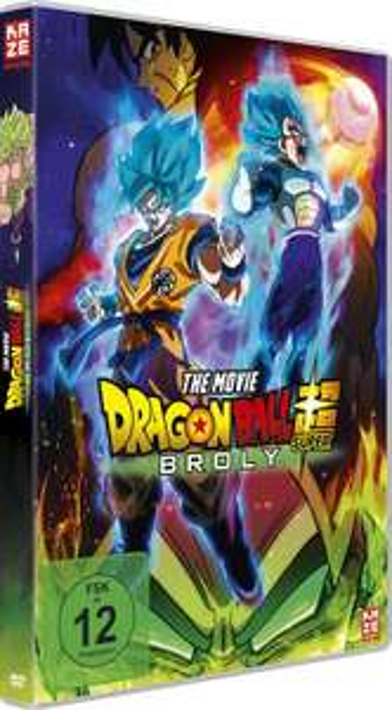 Dragonball Super: Broly [DVD]