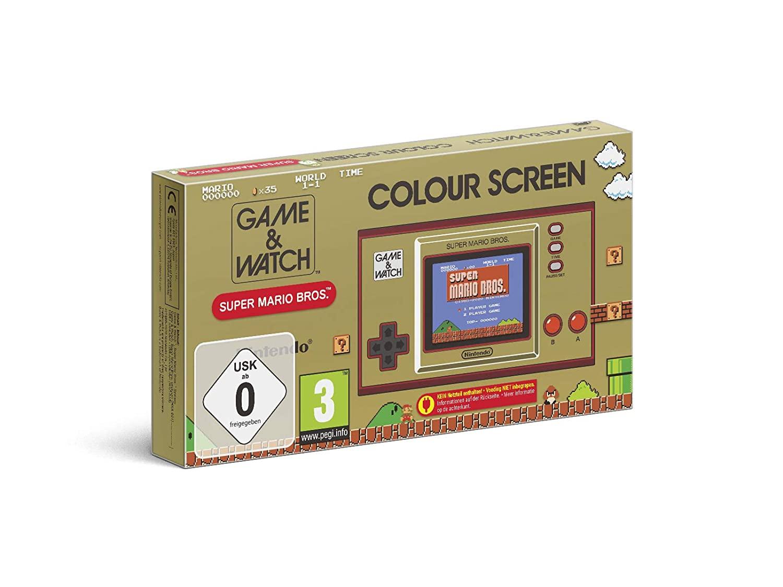 LOKAL - Nintendo Game & Watch Super Mario Bros. für 26,10€ (Media Markt Krefeld)