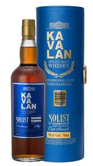 Kavalan Solist Vinho Barrique Single Malt Whisky (World Best Single Malt 2015) für 102,10€ mit NL-Gutschein
