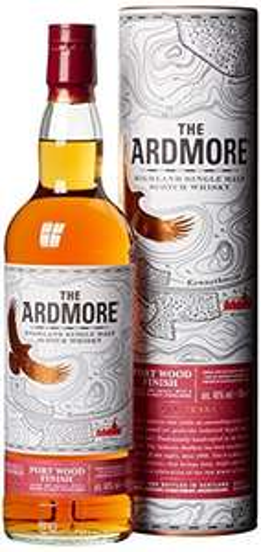 [Amazon Spar-Abo] Ardmore 12 Jahre Port Wood Finish Single Malt Whisky (33,74€ mit 5 Spar-Abos)