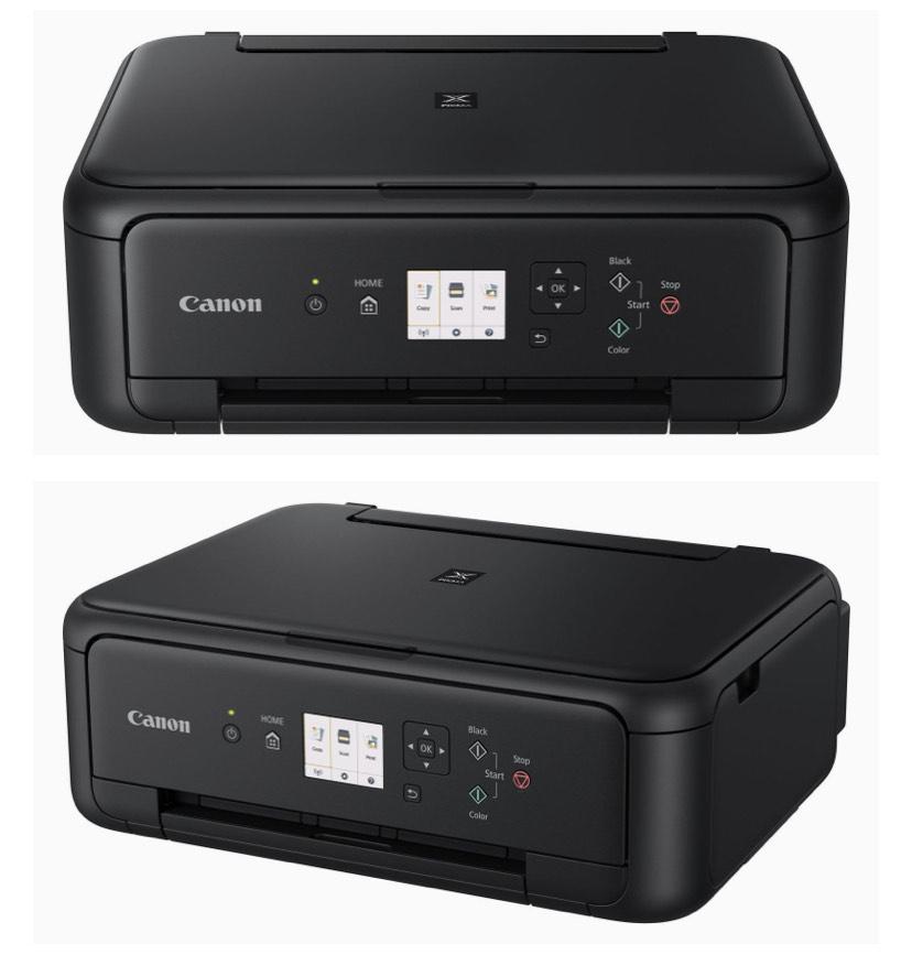 [Amazon ES] Canon PIXMA TS5150 Drucker Farbtintenstrahl Multifunktionsgerät DIN A4 (Scanner, Kopierer, Farbdisplay)