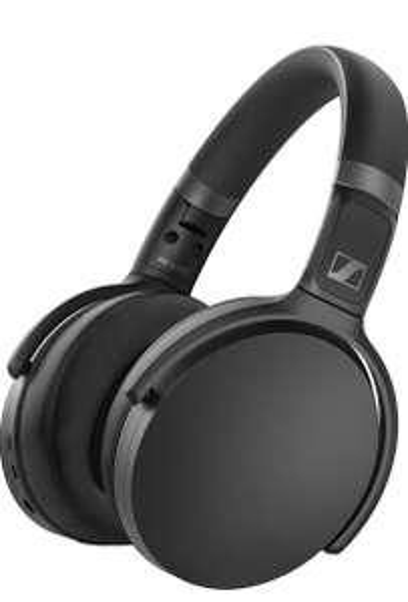 [Amazon FR] Sennheiser HD 450BT Black ohrumschließender faltbarer Kopfhörer