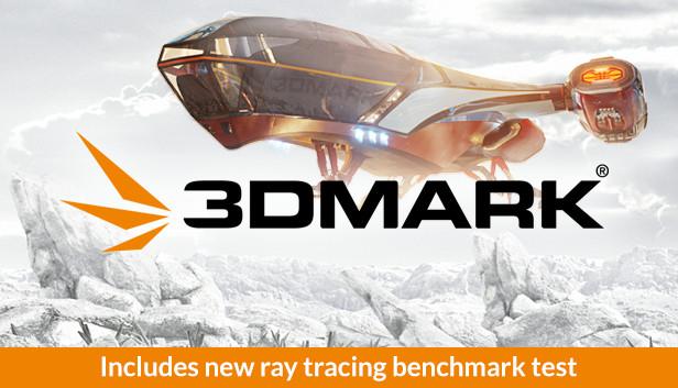 3DMark Benchmark Software (Steam)