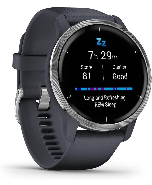 Garmin Venu 2 – GPS-Fitness-Smartwatch
